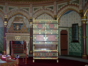Lord Bute's bedroom