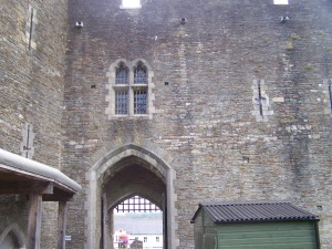 Caerphilly Castle 015