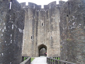 Caerphilly Castle 019