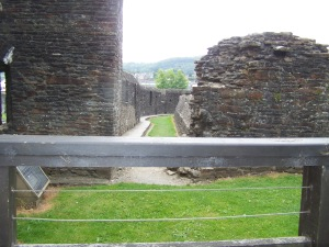 Caerphilly Castle 021