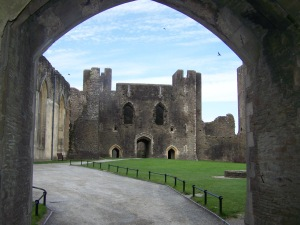 Caerphilly Castle 038