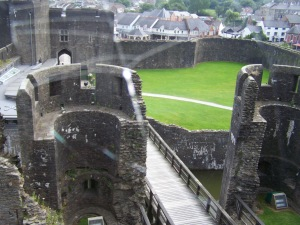 Caerphilly Castle 061
