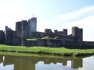 Caerphilly Castle 163