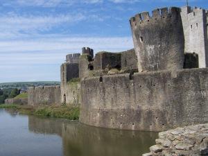 Caerphilly Castle 146